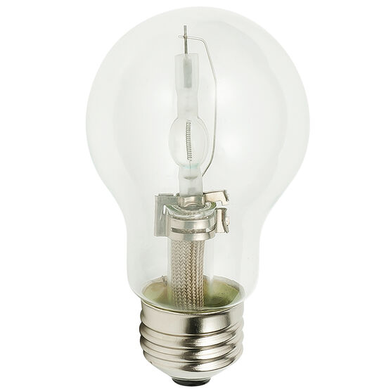 Philips 70W Ecovantage Light Bulb - Clear - 2 pack