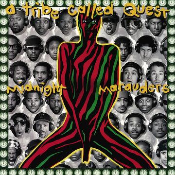 A Tribe Called Quest - Midnight Marauders - Vinyl
