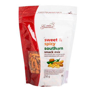 London Gourmet Snack Mix - Sweet & Spicy - 250g