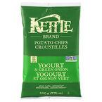 Kettle Brand Potato Chips - Yogurt and Green Onion - 220g