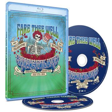 Grateful Dead - Fare Thee Well - Blu-ray