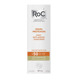 RoC Soleil Protection Anti-Ageing Sunscreen SPF 50 - 50ml