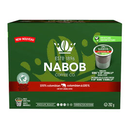 Nabob Coffee - Columbian - 30 Servings