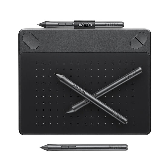 Wacom Intuos Photo USB Creative Pen & Touch Tablet - Small - Black - CTH490PK