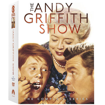 The Andy Griffith Show: The Complete Series - DVD