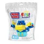 Mega Bloks First Builders - Assorted - 8 Pieces