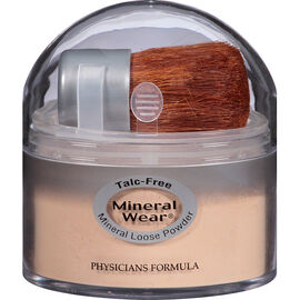 Physicians Formula Mineral Wear Talc-Free Mineral Loose Powder - Creamy Natural