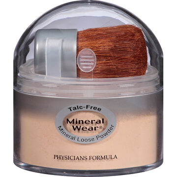 Physicians Formula Mineral Wear Talc-Free Mineral Loose Powder - Creamy Natural