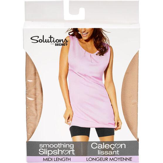 Solutions by Secret Midi Length Smoothing Slipshort