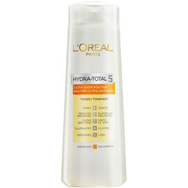 L'Oreal Hydra-Total 5 Ultra-Even Routine Toner - 200ml