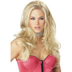 Halloween Seductress Wig - Blonde