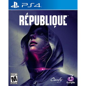 PS4 Republique