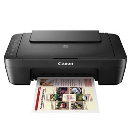 Canon Pixma MG3029 Printer - Black - 1346C003