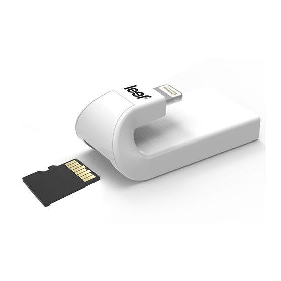 Leef iAccess iOS microSD Reader - LIACMWK000E1