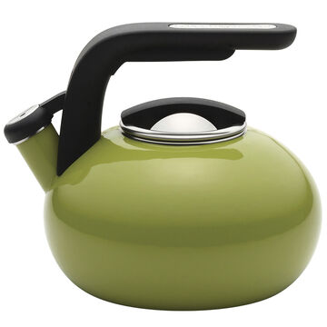 KitchenAid Curling Teakettle - Green - 1.5qt