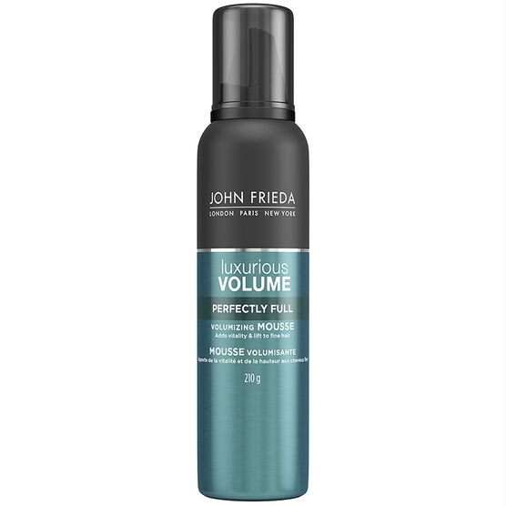 John Frieda Luxurious Volume Thickening Mousse - 210g