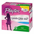 Playtex Gentle Glide - Super - Unscented - 36's
