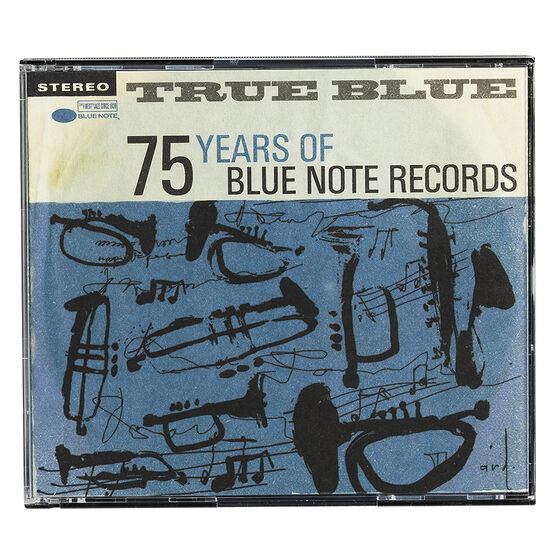 True Blue: 75 Years of Blue Note Records - CD