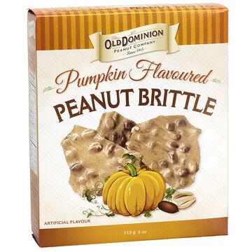 Old Dominion Peanut Brittle - Pumpkin - 113g