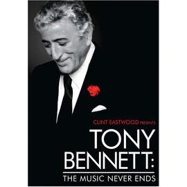Tony Bennett: The Music Never Ends - DVD