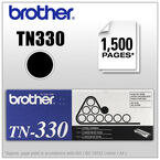 Brother TN330 Toner Cartridge - Black