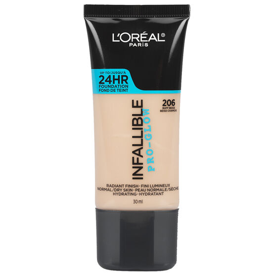 L'Oreal Infallible Pro-Glow Foundation - Buff Beige