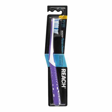 Reach Floss Clean Toothbrush - Soft