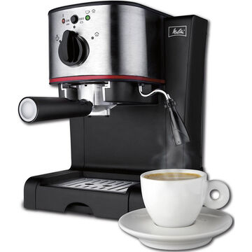 Melitta Espresso Maker - Black - 40791C