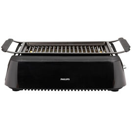 Philips Smokeless Grill - Black - HD6371/94