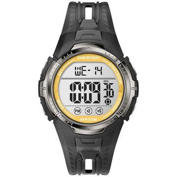 Timex Marathon Digital - Grey/Yellow - T5K8039J