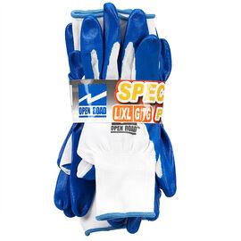 Open Road Nitridex Gloves - 6 pack
