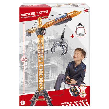 Dickie Toys Construction - Mega Crane