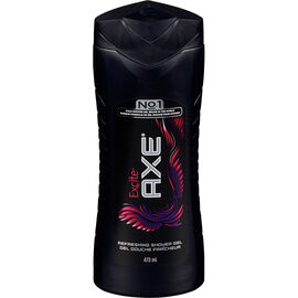 Axe Shower Gel - Excite - 473ml