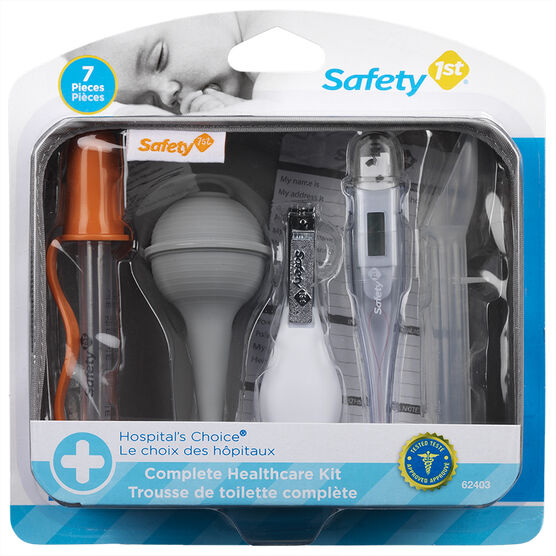 Safety 1st Healthcare Kit - 7 piece