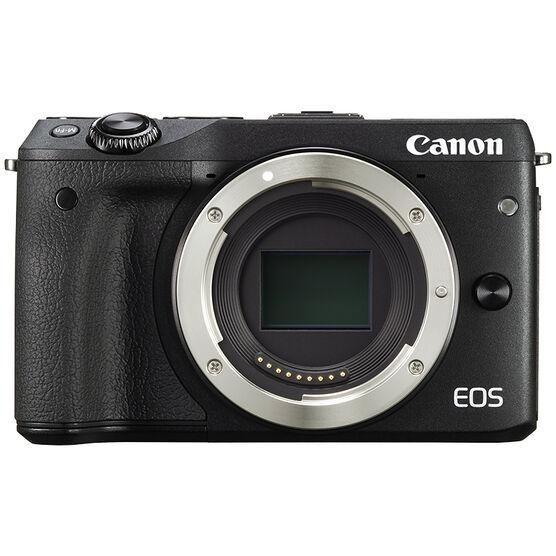 Canon EOS M3 Body - Black - 9694B001