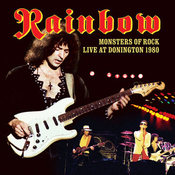 Rainbow: Monsters of Rock - Live at Donington 1980 - DVD