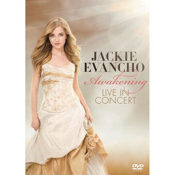 Jackie Evancho - Awakening - DVD