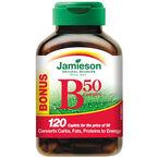 Jamieson B Complex 50 mg - 90's