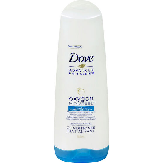 Dove Advanced Hair Series Oxygen Moisture Conditioner - 355ml