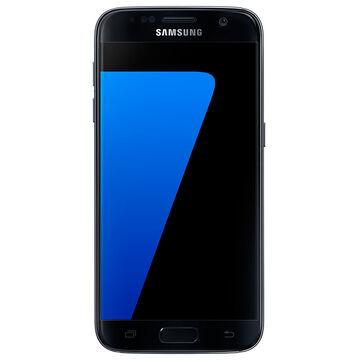 Telus Samsung Galaxy S7 edge - Black - Month to Month - Pkg 16317