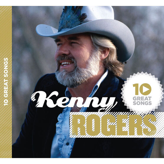 Kenny Rogers - Ten Great Songs - CD