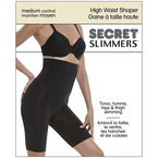 Secret Slimmers High Waist - Large - Black