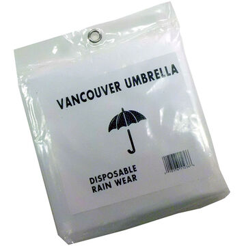 Vancouver Mist Raincoat - Adult