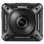 PRE-ORDER: Nikon KeyMission 360 - Black - 48857