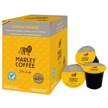 Marley Coffee Cups - Buffalo Soldier - 24's