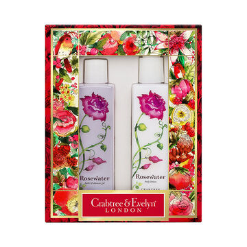 Crabtree & Evelyn Bath & Body Duo - Rosewater