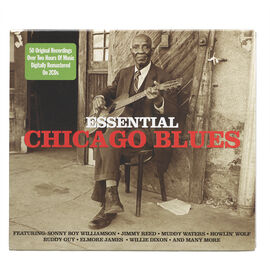 Various Artists - Essential Chicago Blues - CD