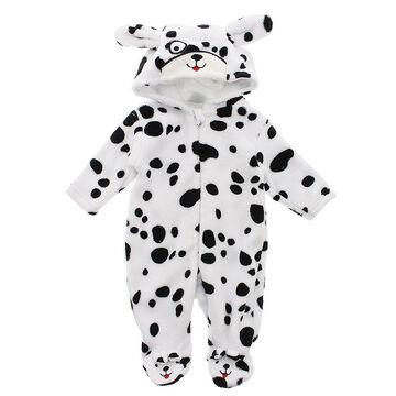 Snugabye Outfit - Dalmation - 5-8 lbs