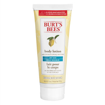 Burt's Bees Replenishing Lotion - Cocoa & Cupuacu Butters - 170g