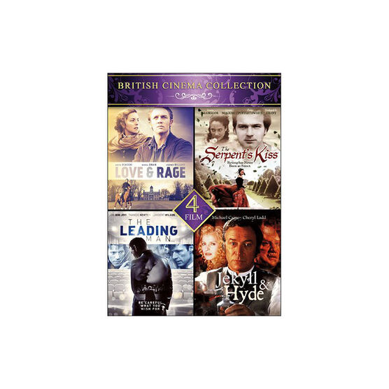 4-Film British Cinema Collection - DVD